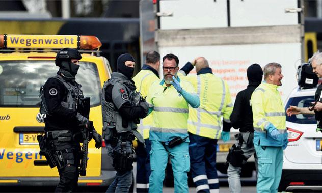 La piste terroriste étudiée «sérieusement»