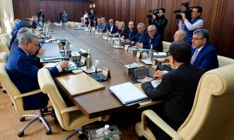 L'Exécutif approuve un projets de décret relatif aux marchés publics
