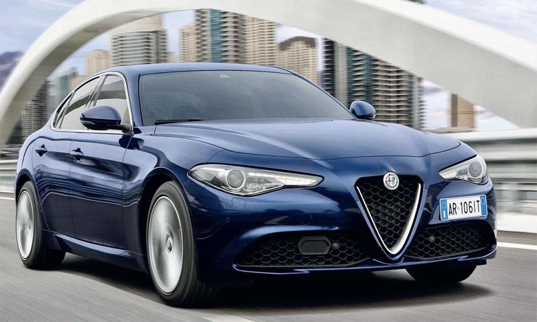 Alfa Romeo Giulia élue «Meilleure Familiale» au Maroc