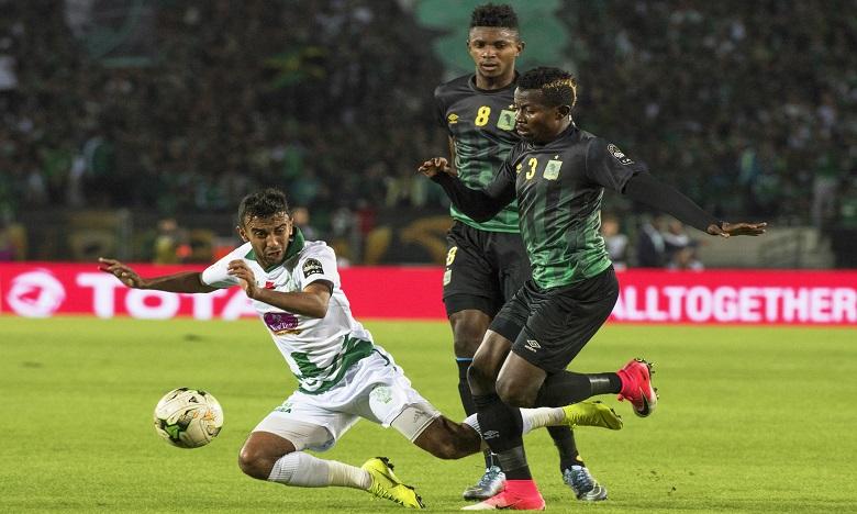L'offre formulée par le Raja à l'AS Vita Club pour Fabrice Ngoma a fuité