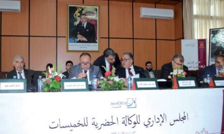 Le conseil d'administration de l'Agence urbaine approuve le budget 2019