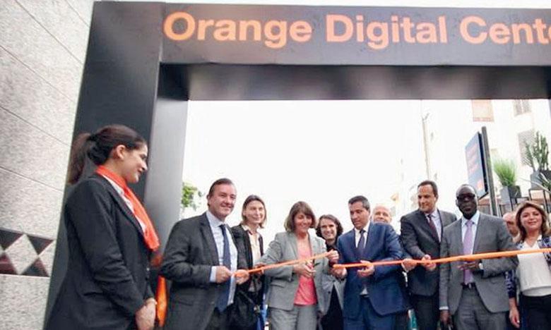 Un «Orange Digital Center» pour l'Afrique et le Moyen-Orient
