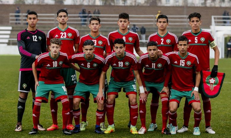 Tournoi Unaf U18: Le Maroc s'impose face à l'Algérie