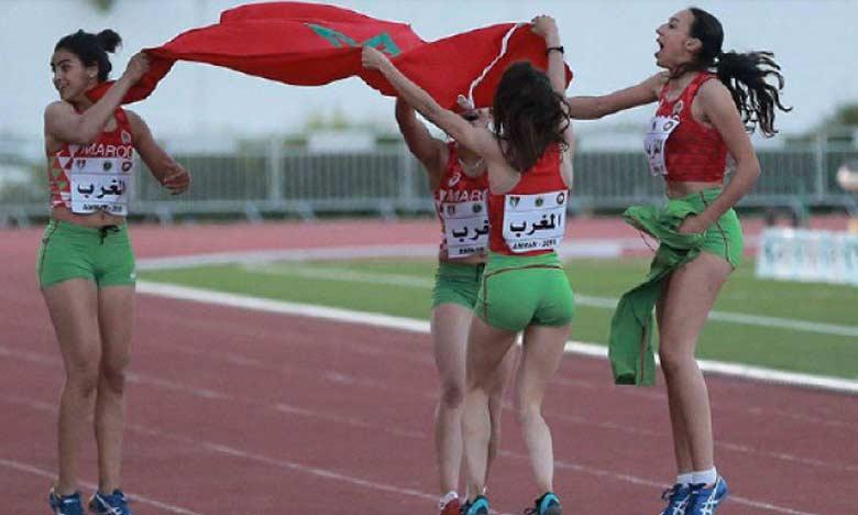 Seize médailles au compteur des Marocains au terme de la troisième journée