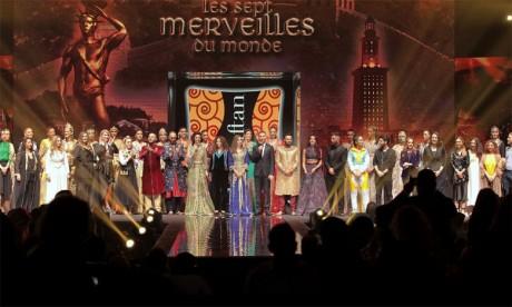 Les créateurs marocains bien  inspirés  par les merveilles antiques