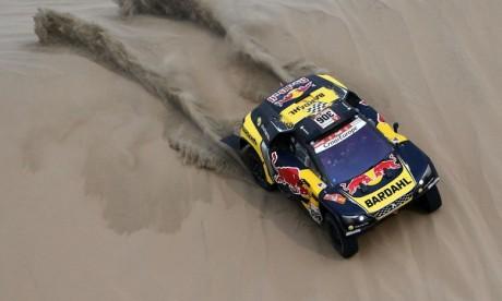 Le rallye Dakar aura lieu en Arabie Saoudite en 2020