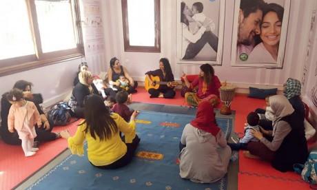 Une journée de sensibilisation au profit des jeunes mamans à Casablanca