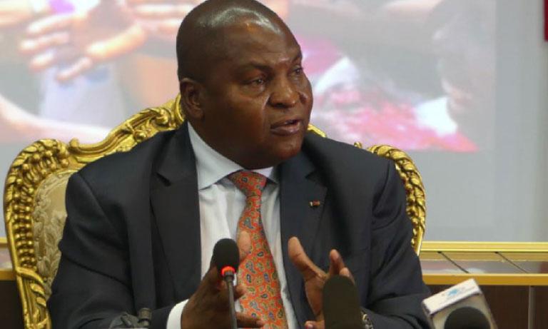 Le Président Touadéra optimiste quant à l'avenir de l'accord de paix