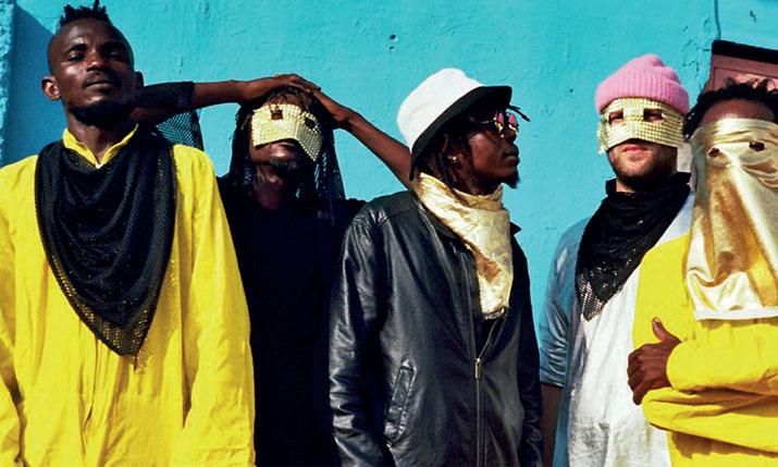 Le groupe Kokoko, de Kinshasa, se produira le samedi 22 juin.