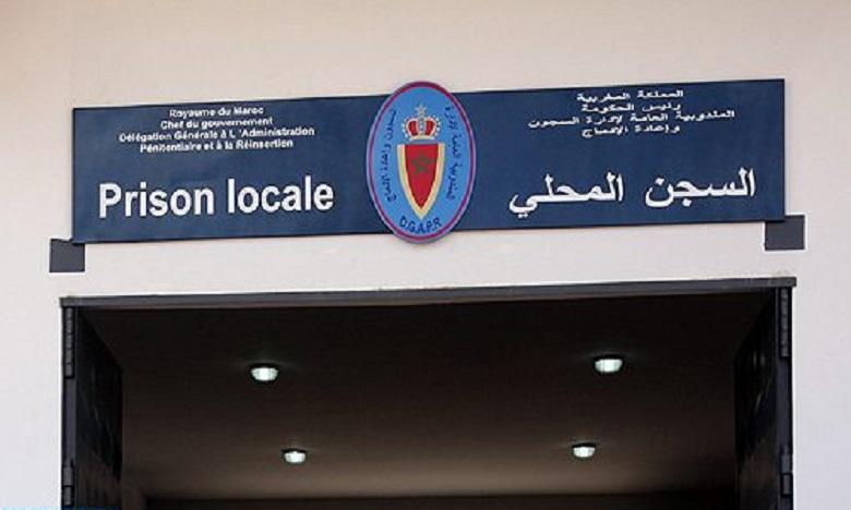 Conditions d'incarcération: Le démenti de la prison locale de Mohammedia