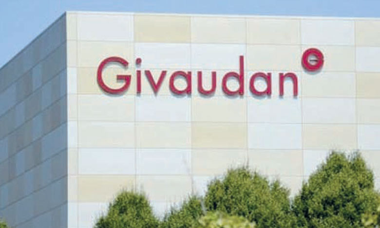 Givaudan est présent au Maroc à travers un centre d'excellence à Casablanca d'où il chapeaute une douzaine de pays africains.
