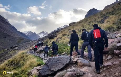 Mont Toubkal, 6e meilleure destination mondiale pour les amateurs de randonnée