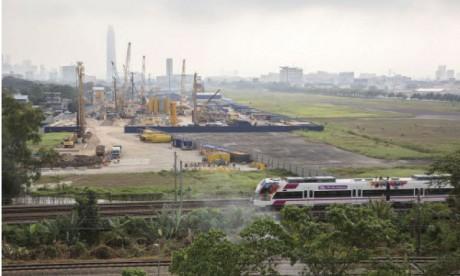 Un projet ferroviaire de 34 milliards  de dollars en partenariat avec la Chine