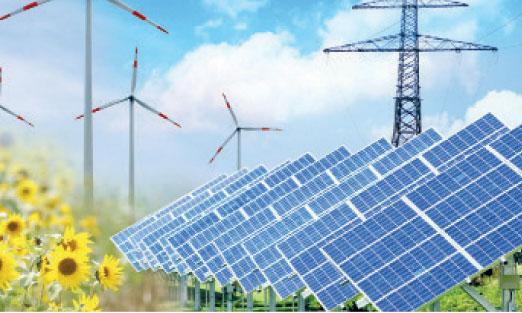 En 2018, les énergies renouvelables ont représenté  un tiers de la capacité mondiale de production d'électricité
