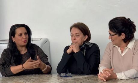 L'association Jossour FFM lutte contre la violence verbale