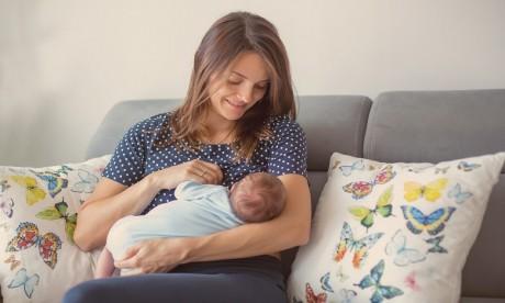 Allaitement maternel : Que des avantages !