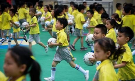 La Chine lance la sélection dès la maternelle
