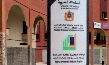 Le taux de couverture en documents d'urbanisme  a atteint 94,1% en 2018