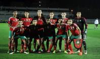 Lors de la première journée, les Marocains avaient fait match nul, un but partout, face au Sénégal. Ph. FRMF