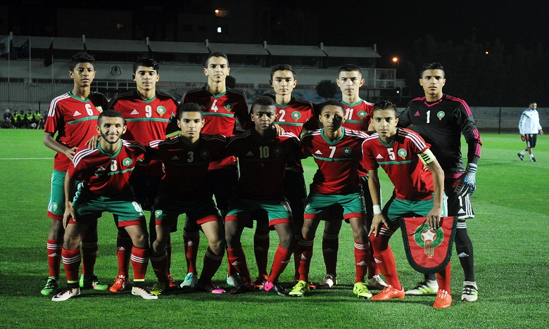 CAN U17: Le Maroc s'incline face au Cameroun