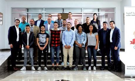 600 euros par mois pour dix athlètes marocains admis au programme de solidarité olympique