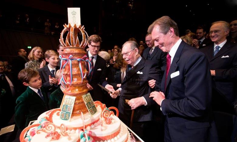 Le Grand Duc Jean de Luxembourg s'éteint à 98 ans