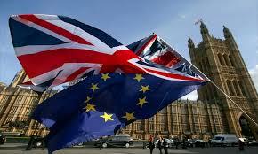GB: Le parti du Brexit en tête des intentions de vote pour les élections européennes