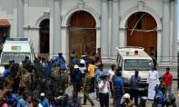 Plusieurs explosions avaient été recensées, dans trois hôtels haut de gamme et une église de Colombo, ainsi que dans deux autres églises proches de la capitale. Une des églises se trouve à Negombo, au nord de Colombo. Ph : AFP