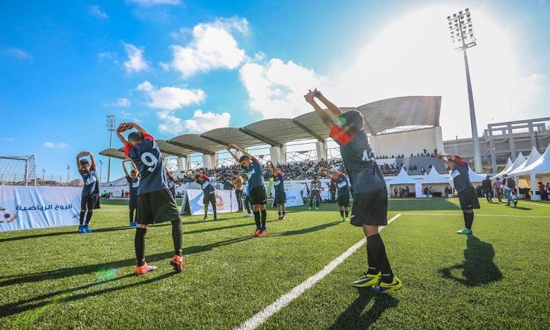 La Coupe scolaire Centrale Danone a bénéficié à ce jour à 1,8 million d'enfants. Ph. DR