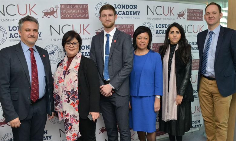 Ce programme est axé sur la collaboration entre le Royaume-Uni et le Maroc dans le domaine de l'éducation.