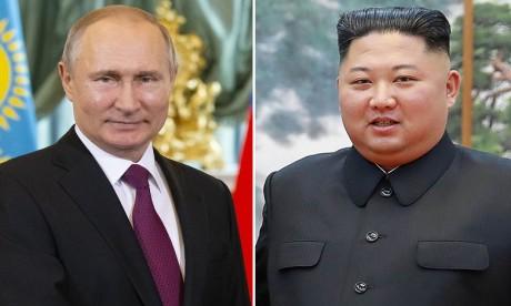La date et le lieu du sommet Kim Jong Un-Poutine fixés