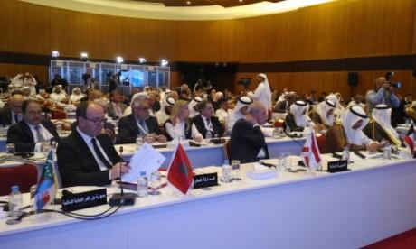 Le Maroc plaide pour des mécanismes de protection internationale en faveur du peuple palestinien