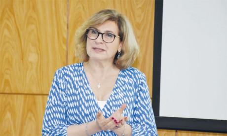 «LafargeHolcim Maroc a fait du développement durable un des principaux piliers de sa stratégie et un levier important  de sa croissance», a souligné Malika Youssoufine, DRH du groupe. Ph. Seddik