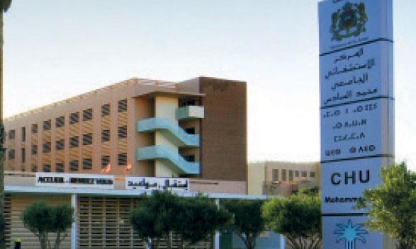 Une campagne médicale  de chirurgie valvulaire au CHU Mohammed VI