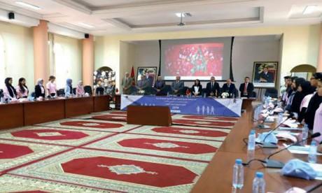Tenue de la 2e session régionale du Parlement de l'enfant