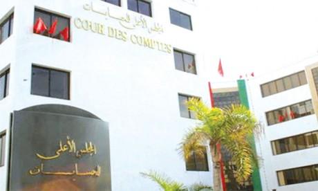 La Cour des comptes somme 17 partis politiques  de restituer plus de 18 millions de DH au Trésor