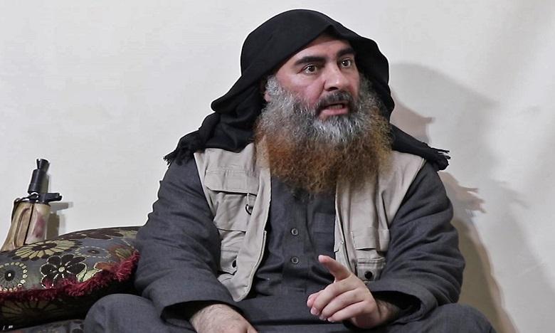 """""""Baghdadi veut montrer que si le territoire a été perdu, l'idéologie a été mondialisée comme jamais auparavant"""". Ph. AFP"""