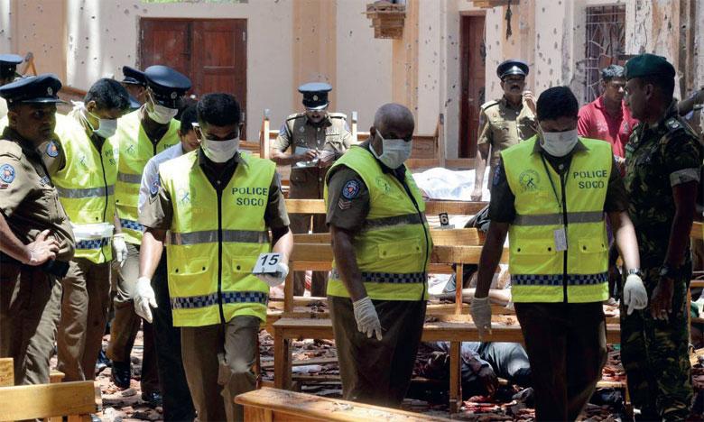 Le bilan des attentats de Pâques s'alourdit à 290 morts