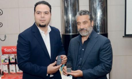 Western Digital introduit au Maroc la carte microSD 1 To. Ph. Seddik