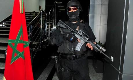 Une nouvelle cellule terroriste démantelée à Taza