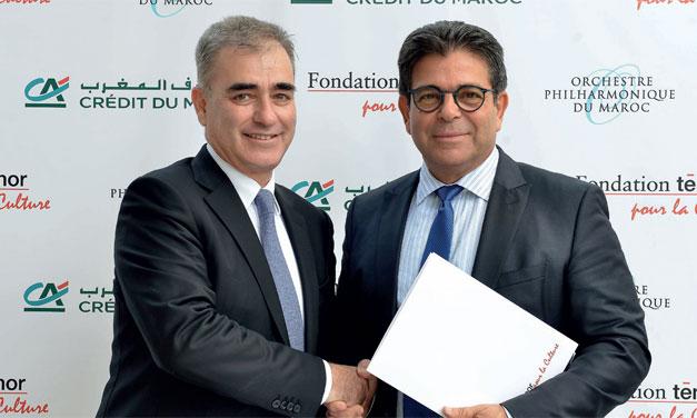 Crédit du Maroc renouvelle son soutien à l'OPM