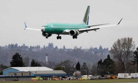 737 MAX : Boeing multiplie les vols d'essais