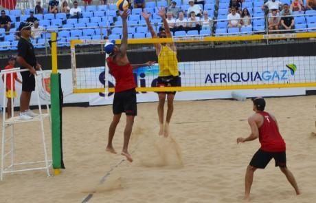 CAN Beach-volley 2019: Le Maroc accède au dernier carré