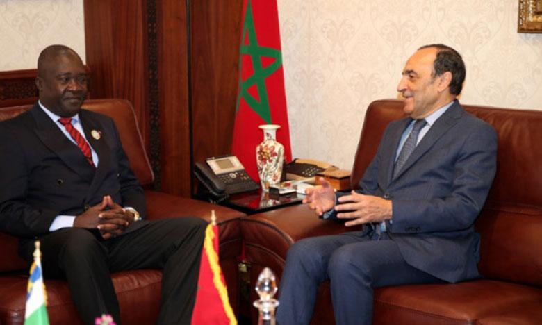 Habib El Malki : La vocation africaine du Maroc représente un choix stratégique