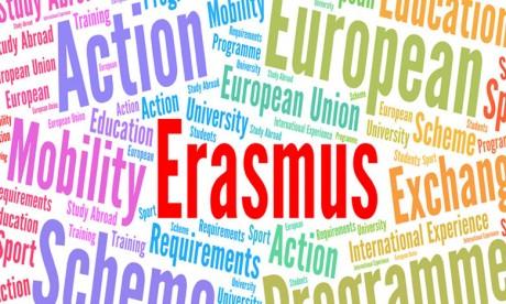 La caravane «Erasmus+» fait escale dans plusieurs villes du Maroc