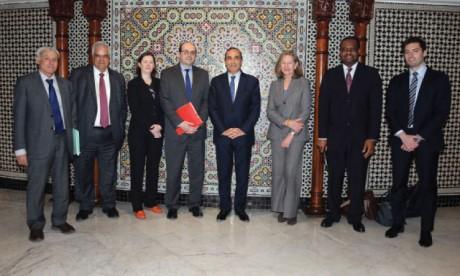 un modèle de coopération réussie à l'échelle  de l'Afrique du Nord et du monde arabe