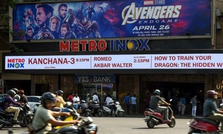 Le film a établi de nouveaux records pour une sortie dans les salles à Hong Kong, Taiwan, en Thaïlande, aux Philippines, en Indonésie et en Malaisie. Ph. AFP