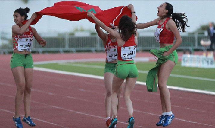 Une délégation de 36 athlètes pour défendre  les couleurs nationales