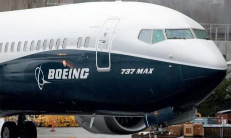 Boeing affecté au premier trimestre par le 737 MAX