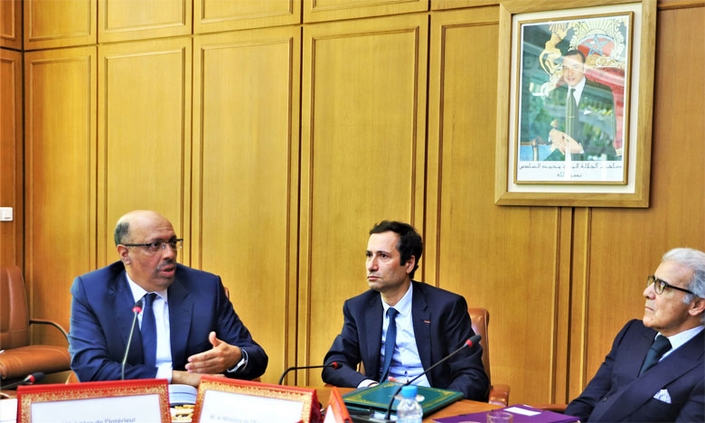 Le Conseil national de l'inclusion financière tient sa réunion constitutive à Rabat